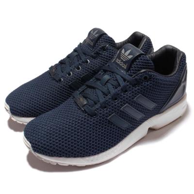 adidas休閒鞋ZX Flux運動男鞋