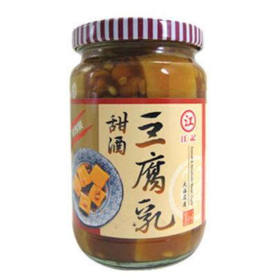 江記 甜酒豆腐乳(380g)