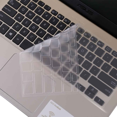 EZstick ASUS X405 奈米銀抗菌 TPU 鍵盤保護膜