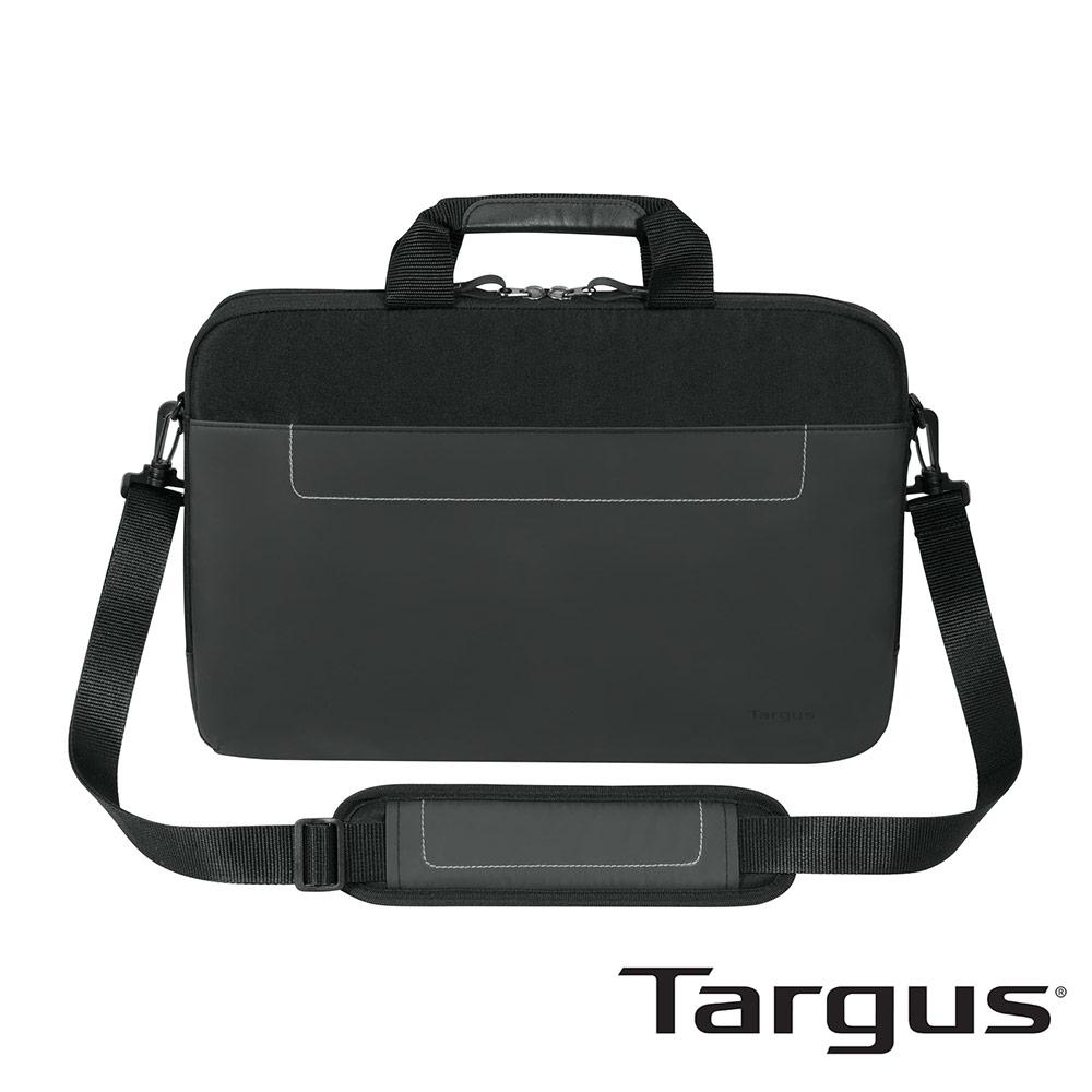 Targus Slate 簡單生活 15.6 吋手提保護包-黑色
