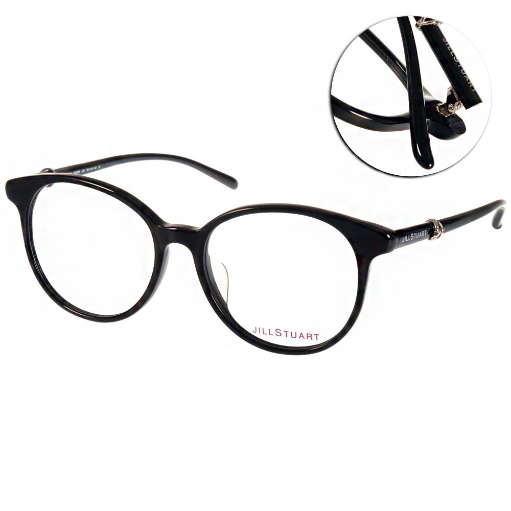 JILL STUART眼鏡 知性圓框款/黑#JS60095 C01 @ Y!購物