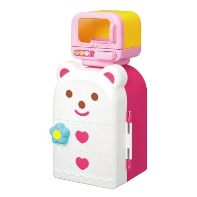 PILOT-小美樂娃娃配件-冰箱組