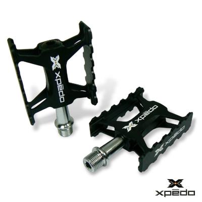 XPEDO C Faceoff 輕量化鋁合金腳踏 黑