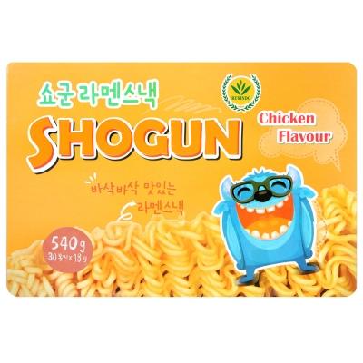 SHOGUN-妖怪點心麵-18gx30包