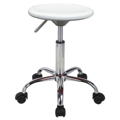 E-Style 高級鍍鉻金屬氣壓棒五爪腳-吧台椅/工作椅-4入組(三色)
