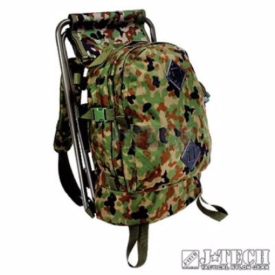 J-TECH 行軍椅-I 中型椅架背包