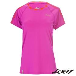 ZOOT 頂級極致型凍感運動上衣(女) Z1604002(玫瑰桃)