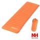 Naturehike 超輕折疊式收納單人充氣睡墊 地墊 防潮墊 小號 橘色-急 product thumbnail 1