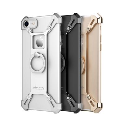 NILLKIN Apple iPhone 7 銳甲創意指環支架