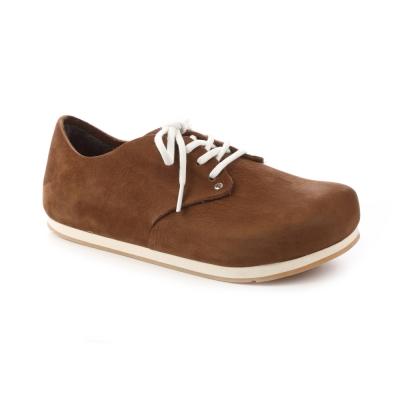 勃肯BIRKENSTOCK 672321。緬因 休閒包鞋(棕)