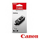 Canon PGI-755 PGBK 原廠黑色高容量XXL墨水匣