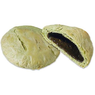 幸福圓 - 阿洲師頂級綠茶太陽餅 12入裝