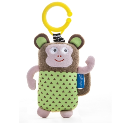 taf toys五感開發系列-猴子馬哥