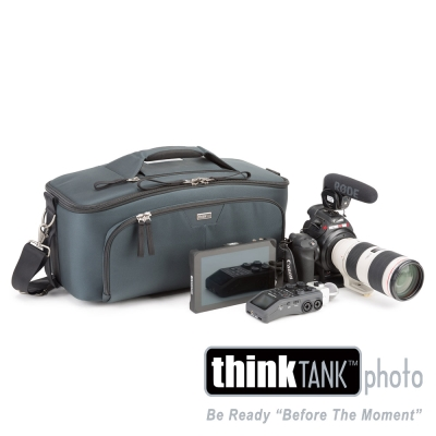 ThinkTank創意坦克-Video Workhorse19旗艦級攝影單肩包-VW266