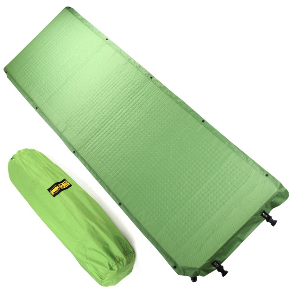 犀牛TPU自動充氣睡墊