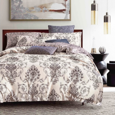 Ania Casa 托馬斯 原廠天絲 採用3M吸溼排汗專利-單人鋪棉兩用被床包組