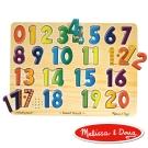 美國瑪莉莎 Melissa & Doug - 聲音拼圖 - 數字學習 0 - 20
