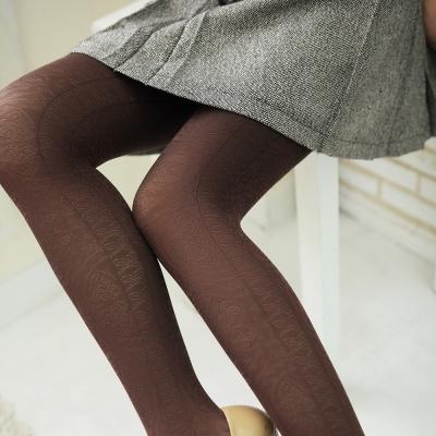 蒂巴蕾ART WARM彈性褲襪 -一千零一夜