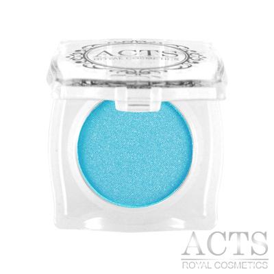 ACTS維詩彩妝 細緻珠光眼影 天空藍B401