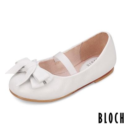 Bloch 澳洲蝴蝶結款芭蕾舞鞋 白色款