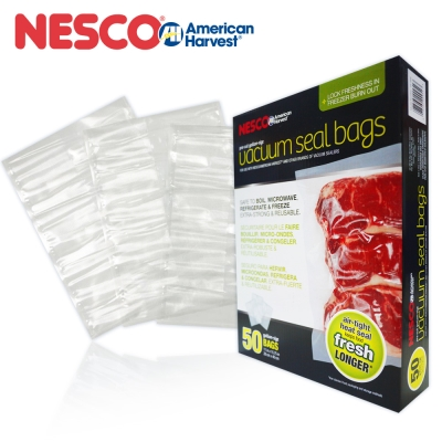 NESCO 真空包裝袋 袋裝50入 VS-06B