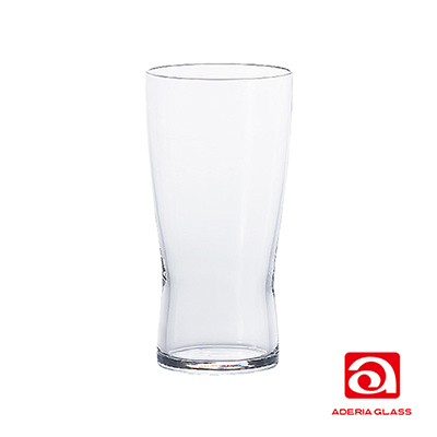 日本ADERIA 強化薄吹啤酒杯255ml (3入)