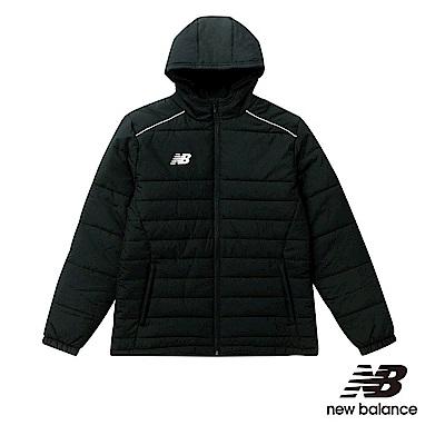 New Balance 舖棉外套 MJ710128BK 男性 黑色