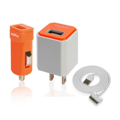 VogDUO沃都【PK110TW1】旅遊型USB充電組