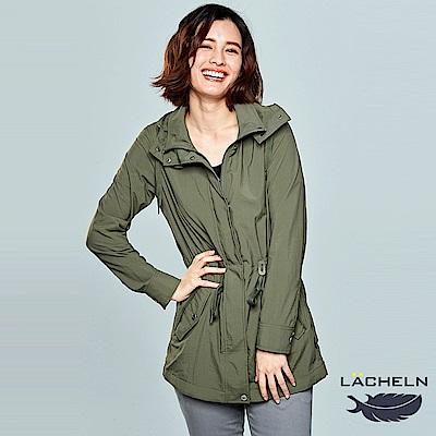 【LACHELN】SUPPLEX女防曬外套(L81W505)