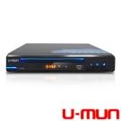 U-MUN DivX/USB DVD播放器 (DVD-268)