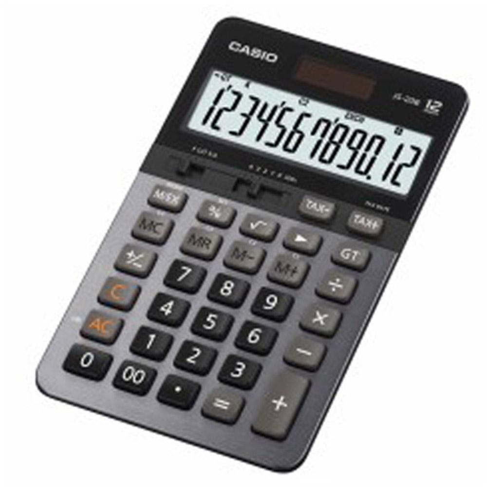 Casio卡西歐  JS-20B  12位稅率計算機