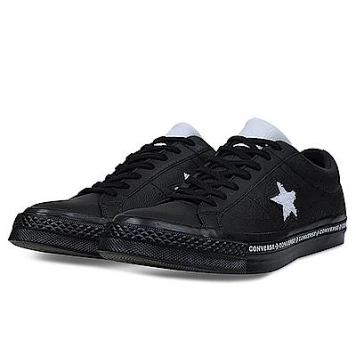 CONVERSE-男休閒鞋159721C-黑
