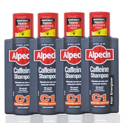 Alpecin 咖啡因洗髮露250mlx4入