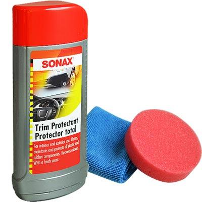 【SONAX】汽車深層皮革保養乳