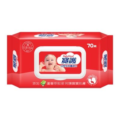 寶護加厚型潔膚濕巾/包