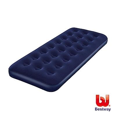 《凡太奇》Bestway。單人高級植絨休閒充氣床墊/空氣床墊/氣墊床6700 - 快速到貨
