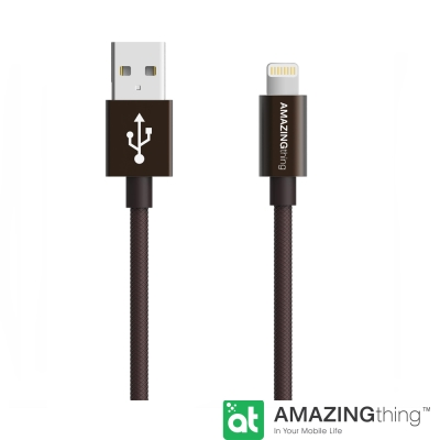 AmazingThing Apple Lightning 原廠認証充電線(2M)