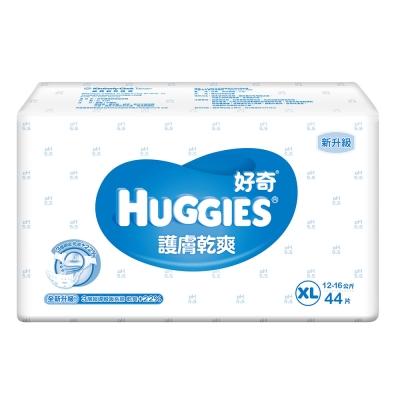金好奇PH5.5護膚乾爽紙尿褲XL44片x3包/箱
