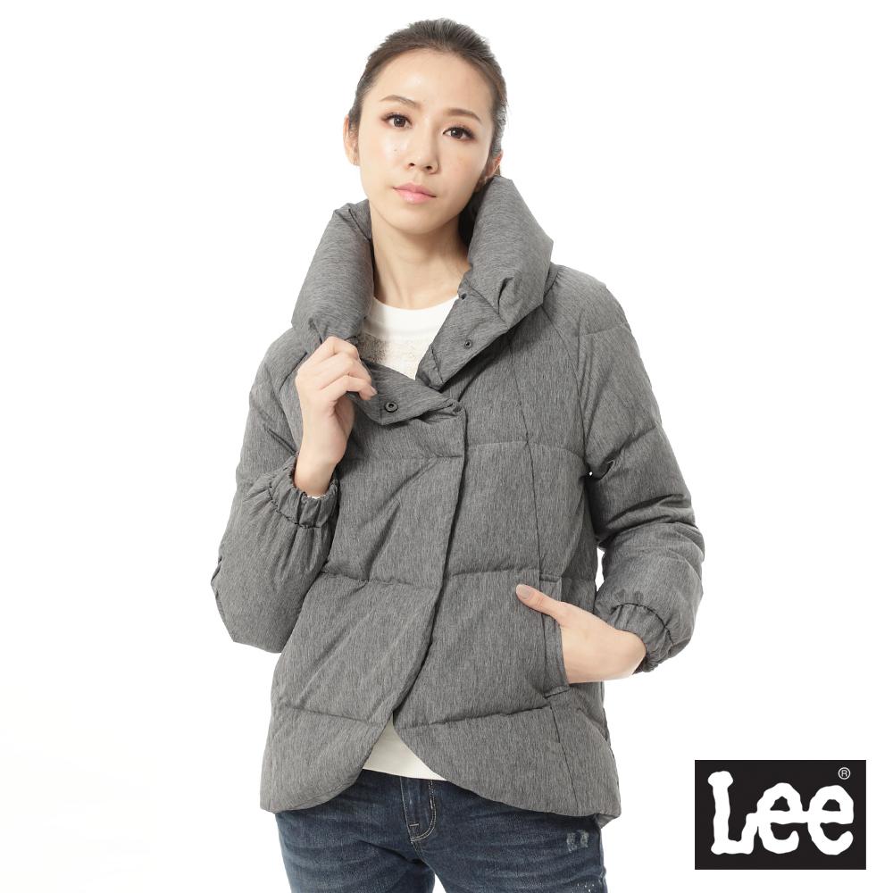 Lee 羽絨外套-女款-灰