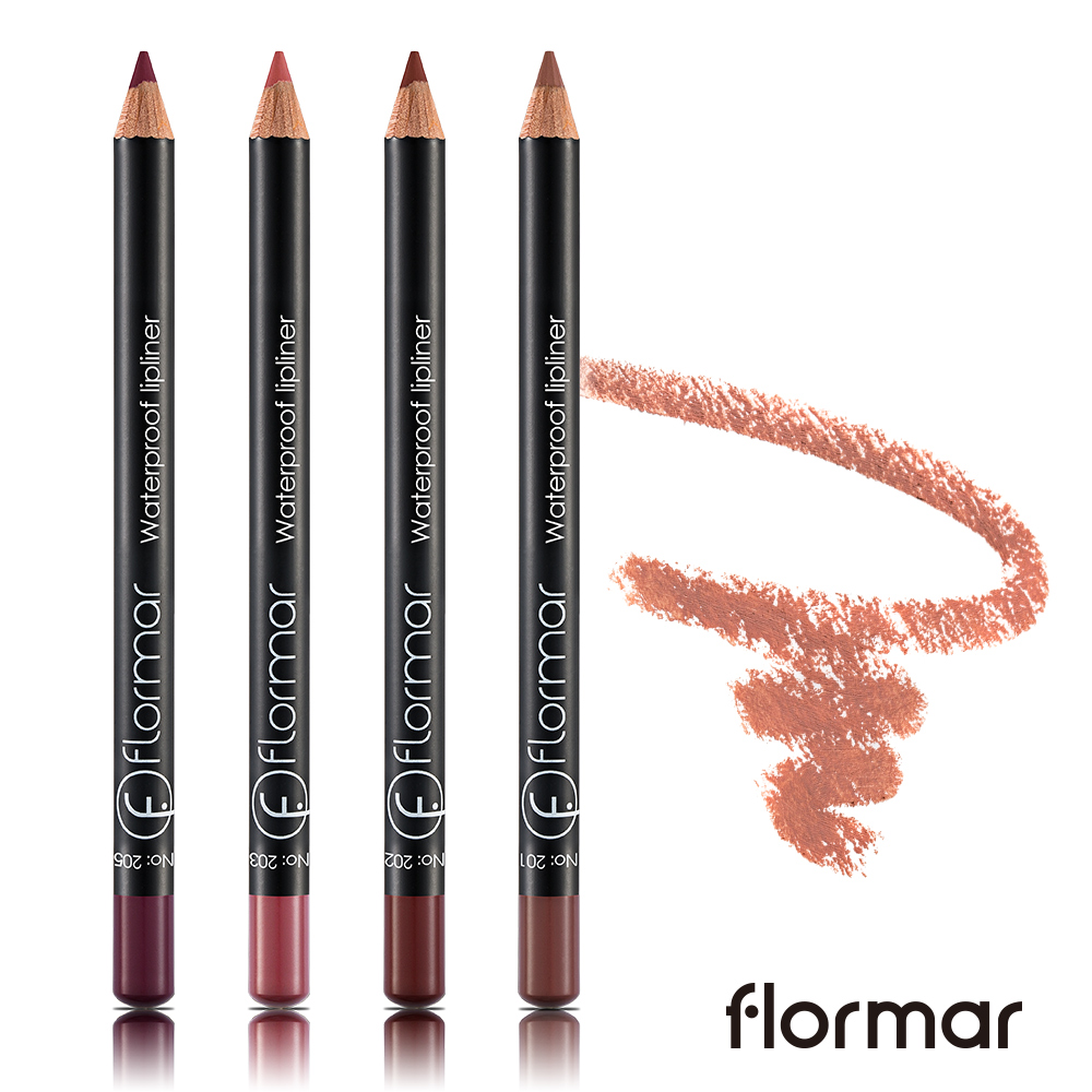 法國 Flormar - 魂牽夢縈唇線筆(4色)