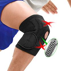 寬版X加壓雙彈簧護膝蓋-急速配