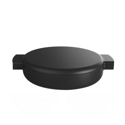 Ovject日本原裝 多功能兩用琺瑯鑄鐵鍋 (8H)