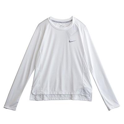 Nike AS W NK MILER-長袖上衣-女