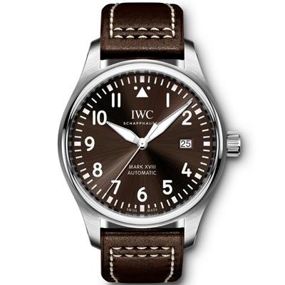(無卡分期24期) IWC 萬國錶 馬克十八飛行員腕錶「聖艾修伯里」特別版-40mm