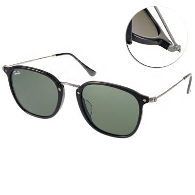 RAY BAN太陽眼鏡 經典品牌/黑#RB2448NF 901