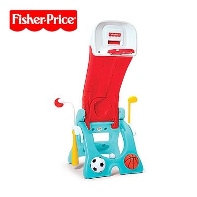 美國 Fisher Price 費雪 六合一多功能運動遊戲組
