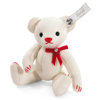 STEIFF德國金耳釦泰迪熊 -  Swarovski Teddy Bear (13cm)