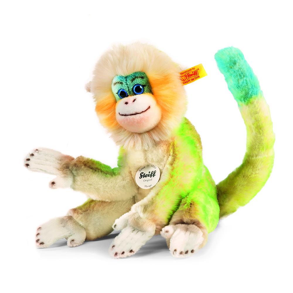 STEIFF德國精品泰迪熊 - Mungo Monkey 24cm (動物王國)