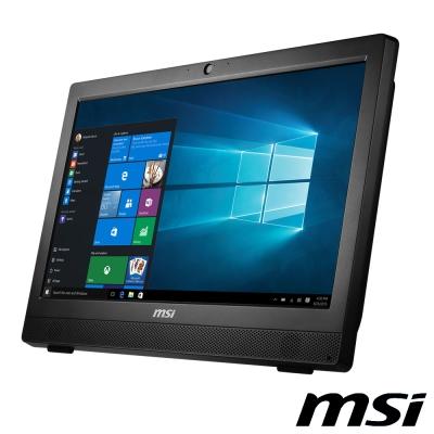 MSI微星 Pro 24 -005 24型AIO觸控液晶電腦-黑(i5-6400/8G)
