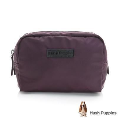 Hush Puppies 化妝包-紫色